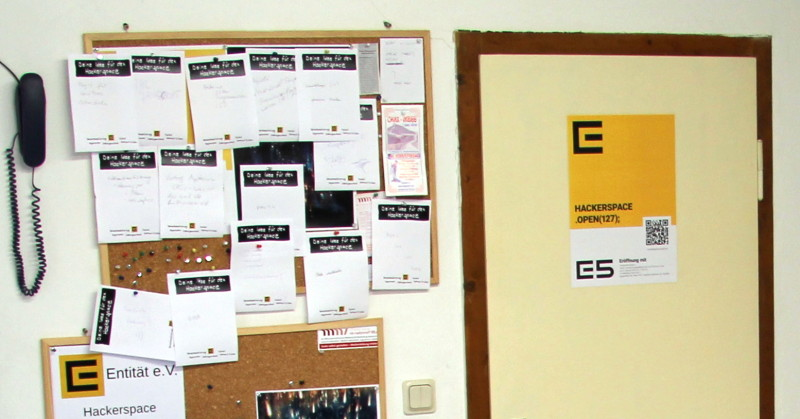 Viele Ideen für Projekte, Vorträge und Workshops sind bereits entstanden
