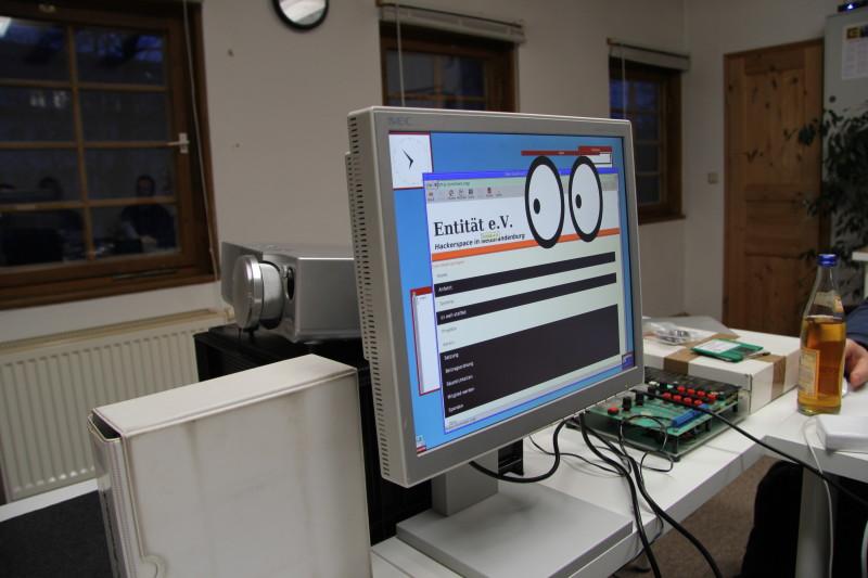 Das installierte OpenBSD