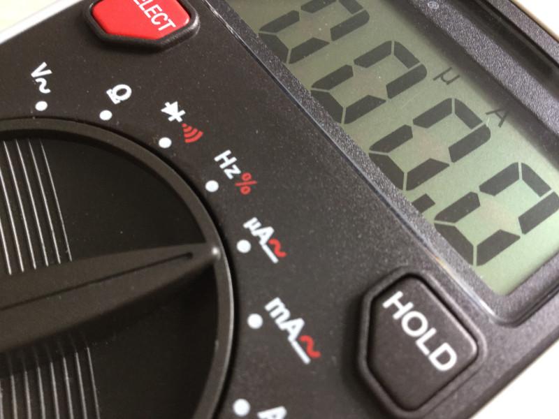 Mit dem Messgerät auf Fehlersuche