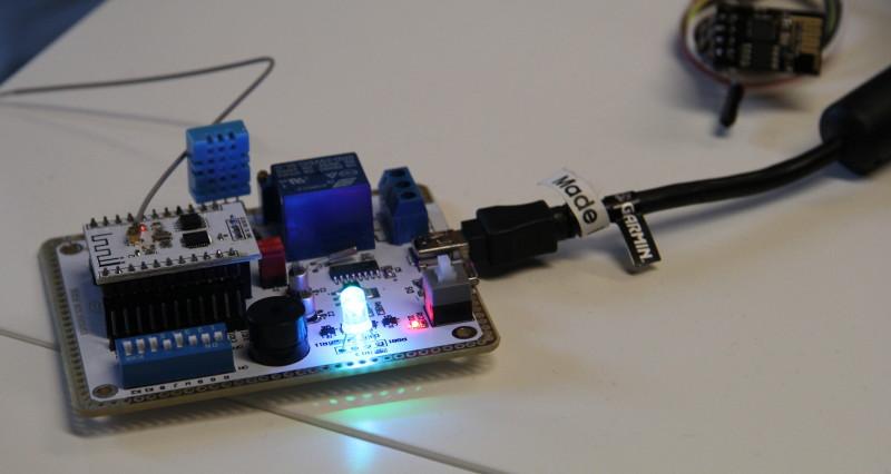 Schaltungen für blaues Licht sind gerne gesehen in der Fachgruppe