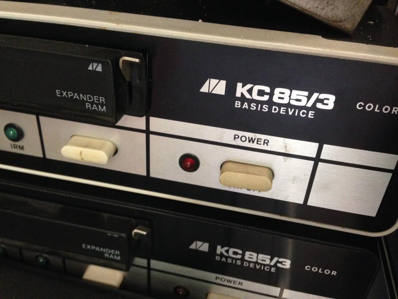 Alte Hardware ist eines der Themen des Hackerspaces