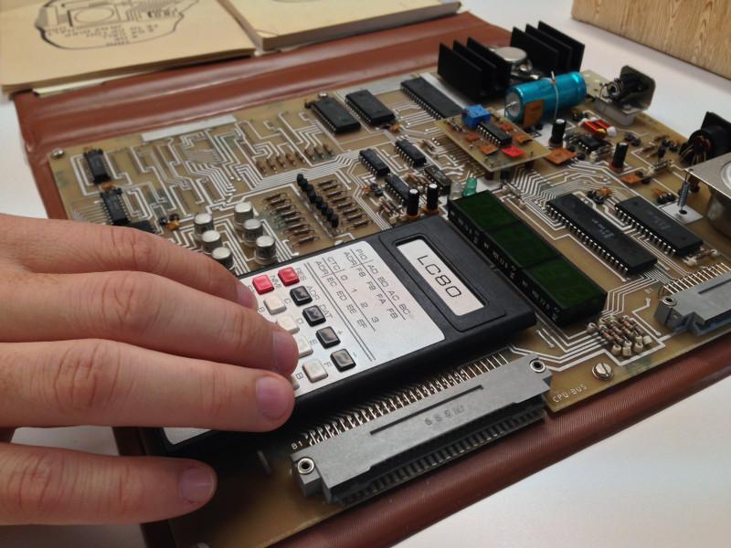 Interessante Hardware zum Ausprobieren ist ebenfalls im E5 zu finden