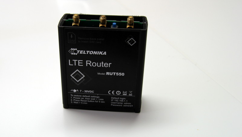 Ein mobiler LTE-Router