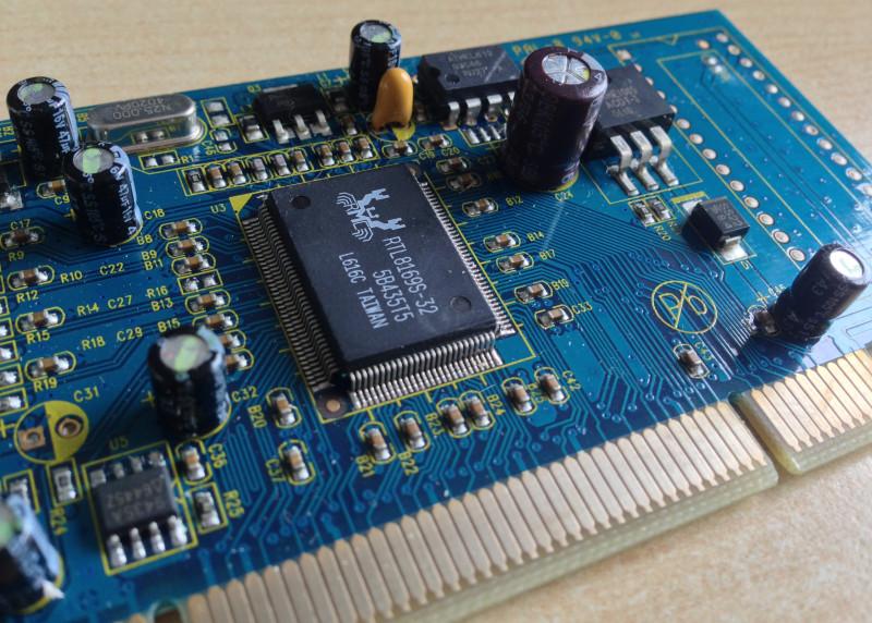 Elektronik - das Thema der Fachgruppe