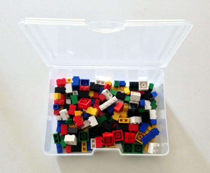 LEGO Mindstorms war das beherrschende Thema der Fachgruppe