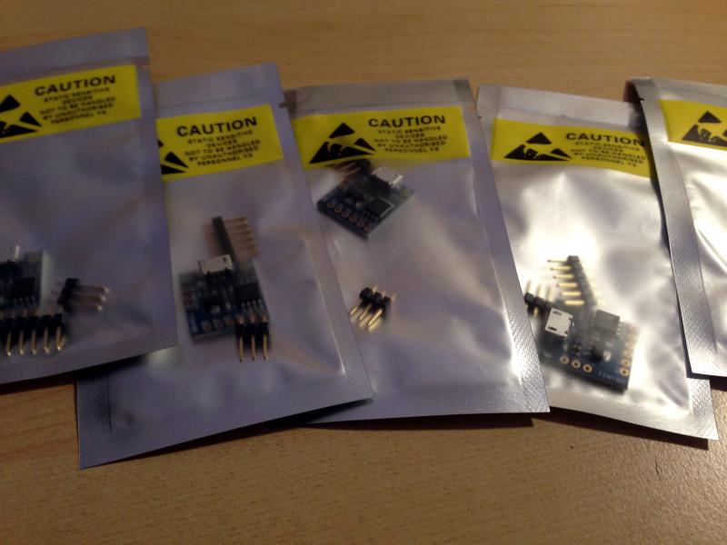 Microcontroller - ein Thema der Fachgruppe