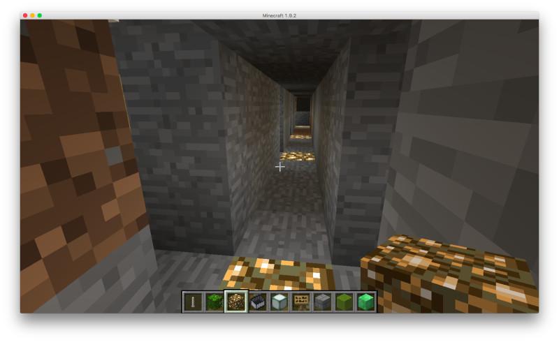 Minecraft war einer der Themen